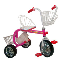 Triciclo De Caño Super Reforzado Nena ... En Magimundo !!!!!