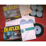 Los Beatles Exitos Permanentes Cd Minilp Full Remaster