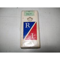 Marquilla Cigarrillos, C J, (caja Amarilla) - Para Colección