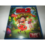 Blu Ray Lluvia De Hamburguesas 2 Animacion