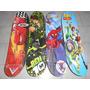 Skate Patineta Aviones Los Vengadores Toy Story Ben 10 Etc