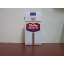 64 - Marq Arg Box Philip Morris De 10 Cig.-la Subastada