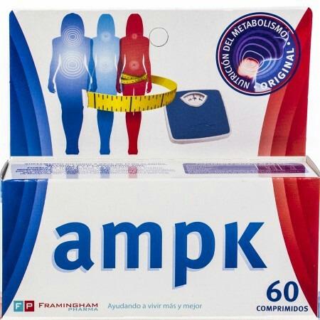 Ampk  60 Comp. Original El Mejor Precio!