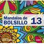 Libro Mandalas De Bolsillo - Mandalas Para Pintar V. Crespo