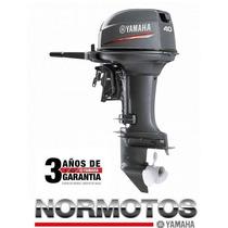 Motor Yamaha 40 Hp 2t Ver Oferta Contado Normotos 4749-9220