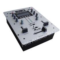 Mixer Dj Gbr Bat 2010 Mp3 Usb Sd 2 Canales Consola Mezclador