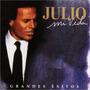 Cd - Mi Vida / Grandes Exitos - Julio Iglesias (cd Doble)