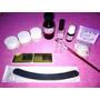 Kit-1 Belacril Productos+cursouñas Esculpidas+diploma Gratis