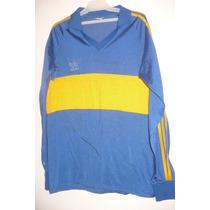Boca-antigua Camiseta Adidas Talle 44
