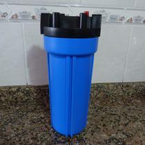 Carcasa Filtro De Agua Bajo Tanque, C/rosca 3/4