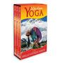 Pack 3 Dvd + 1cd Yoga Wai Lana - Serie Intermedia Español