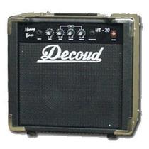 Decoud Hb20 Amplificador Bajo 20 W. Rms 2 Años De Garantía