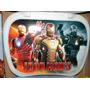 Notebook Infantil Didactica De Iron Man 3