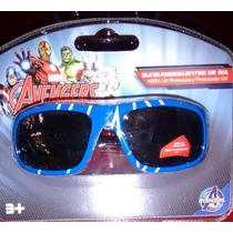 Lentes Anteojos Para Niños Chicos Original Marvel Avengers