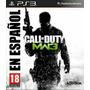 Call Of Duty Modern Warfare 3 En Español | Mza Games | Ps3