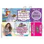 Invitaciones Infantiles Soy Luna, Princesas, Princesa Sofia