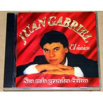 Juan Gabriel Sus Mas Grandes Exitos Cd Argentino