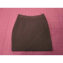 Traje De Mujer Pantalon Y Pollera Verde Oliva System Basic