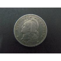 Antigua Moneda 20 Centavos 1923 Republica Argentina