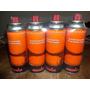 Pack 4 Cartucho Gas Butano Brogas 227 Grs. P/anafe /soplete