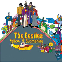 Beatles Yellow Submarine Vinilo 180gms Lp Remasterizado