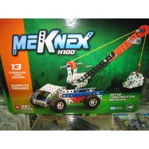 Mecano Meknex 13 Formas De Armado