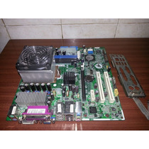 Mother Msi Ms-7050 Socket 939 Ddr Video Ati + Athlon 3200+