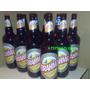 Botella Envase De Cerveza Retornable Quilmesbrama De 1 Litro