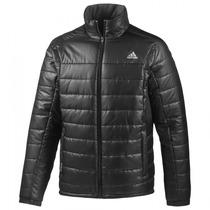 Campera Adidas Climacool Pluma Negra Hombre Adidas