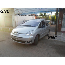 Citroen Xara Picasso 1.6i Exclusive Equipo Gnc Color Gris Fu