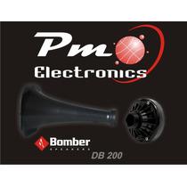 Driver Bomber Db200 Con Corneta Pilar 80w