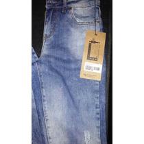 Pantalon De Jean Mujer Cuesta Blanca