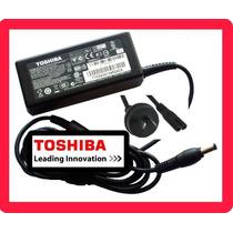 Cargador Netbook Toshiba Mini 19v 1,58a 30w Ac 505 500 550