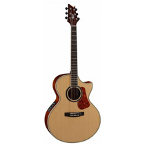 Guitarra Cort Acustica Ndx-20 Natural Concuerdas D´addario