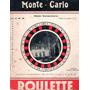 Libro Ruleta - Revista Monte-carlo Roulette