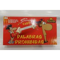 Juego De Mesa Palabras Prohibidas Original Marca Bisonte