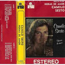 Camilo Sesto. Horas De Amor. Cassette