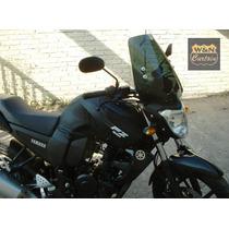 Parabrisa Para Yamaha Fz 16 Modelo High Motorbikes