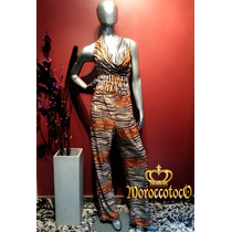 Enterito Mono Animal Print Zebra