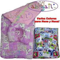 Colchoncito Cubre Cochecito Mas Cuellito Cervical Abigail05