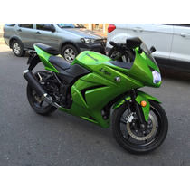 Kawasaki Ninja 250 | 2012 | 3.100 Km | Impecable Estado