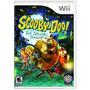 Wii Games. Scooby Doo,the Spooky Swam Cast. Nuevo Y Original