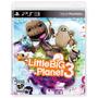 Little Big Planet 3 Ps3 Nuevo Sellado Original