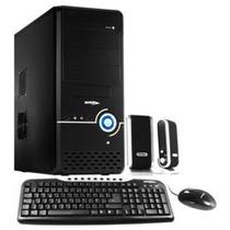 Pc Intel Core I3 4170 + 4gb + 120gb Ssd