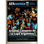 Revista ** A F A ** Arsenal Campeon 2013 N° 33
