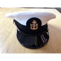 Gorro Nuevo Us Navy Original Militar Marina Grande Sombrero