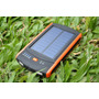 Cargador Portatil Power Bank Dual Usb Solar 6000mah