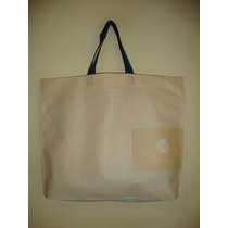 Prune Blaque Xl - Bolsa Blaque Beige Correas En Azul