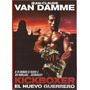Kickboxer Jean-claude Van Damme Dvd Original
