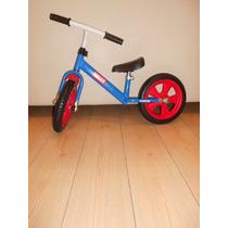 Bicicleta Rodado 12 Sin Pedales P/niños De 2 A 5 Años Nueva